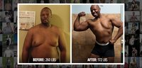 Jay Learned It's Never Too Late To Get Ripped!