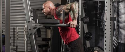 Jim Stoppani's Guide To Dips