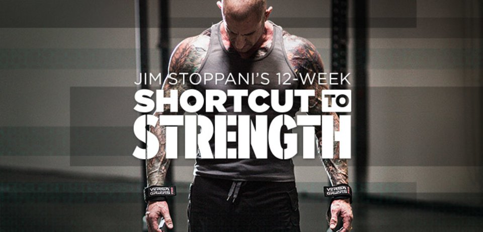 Shortcut to Strength Supplement Stack