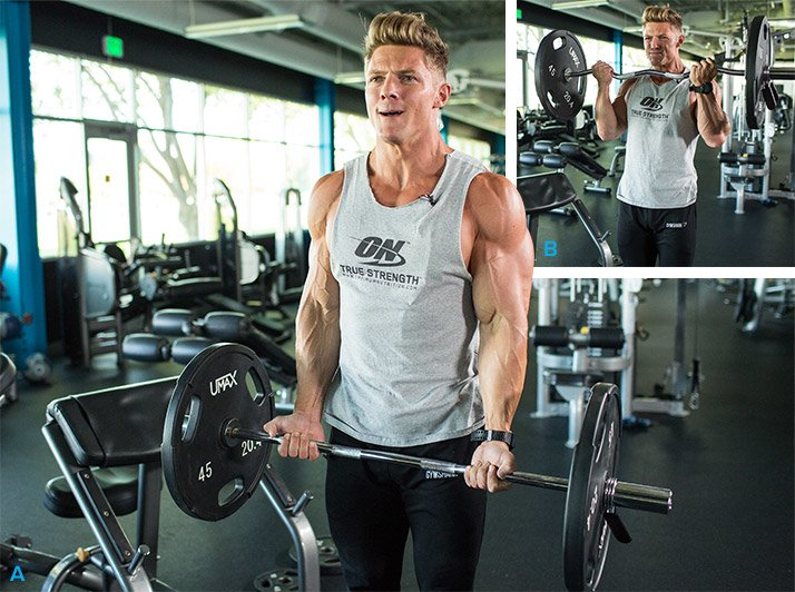 Workouts For Men The 7 Best Routines Bigger Delts