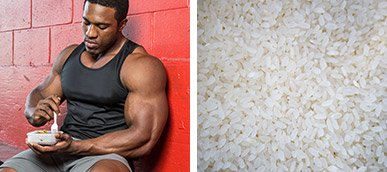 Why White Rice Is Your Ideal Carb After A Hard Workout