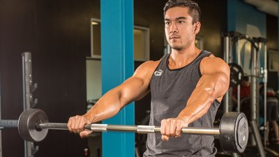 How many sets for shoulders per week