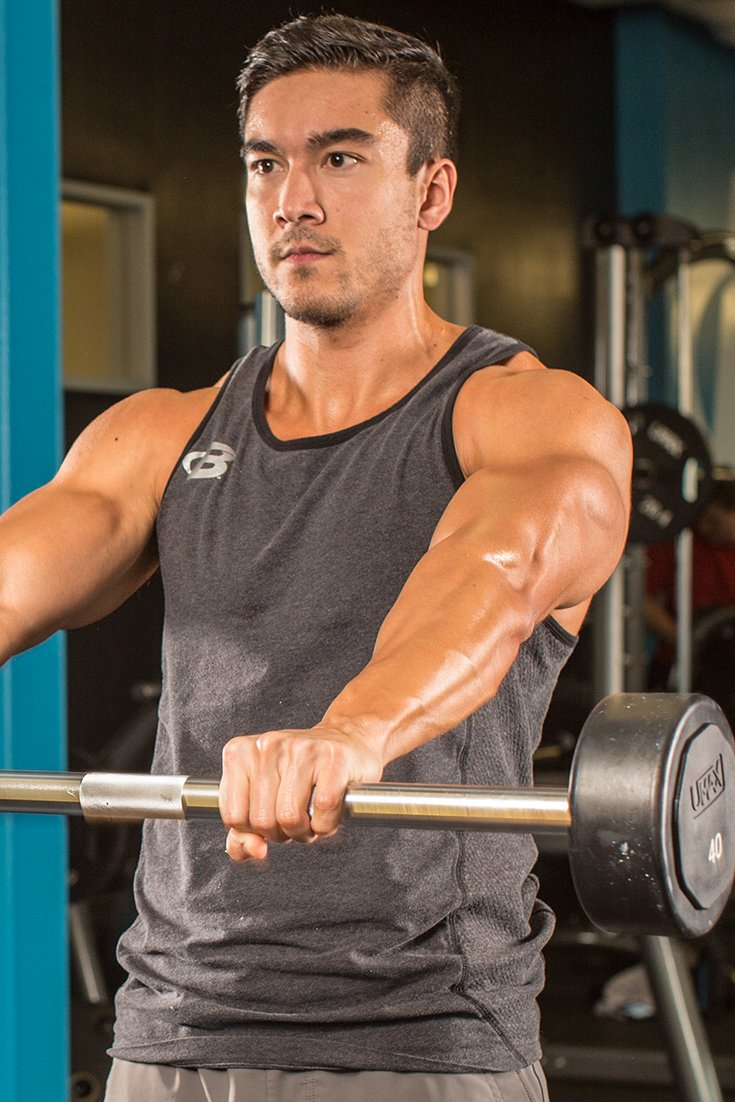 shoulder workout for mass pdf