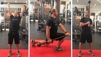 5 Steel-Mace Workouts For 3-D Strength