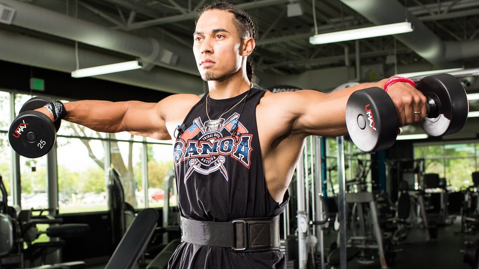 9 Underrated Shoulder Exercises You Have To Try!