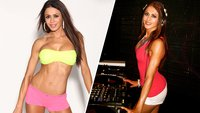 Adoriana: Fitness Model By Day, DJ By Night