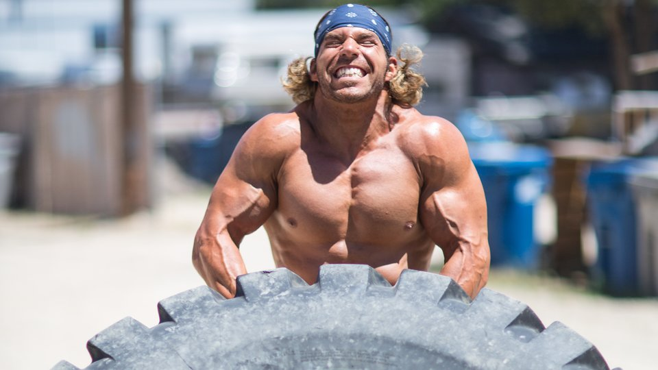 Ditch Your Cardio Machine And Start Flipping Tires