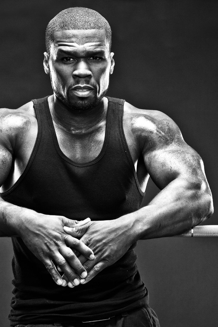 The 50 Best Fashion Tips Of All Time: Formula 50: 9 Fitness Truths 50 Cent Wants You To Know