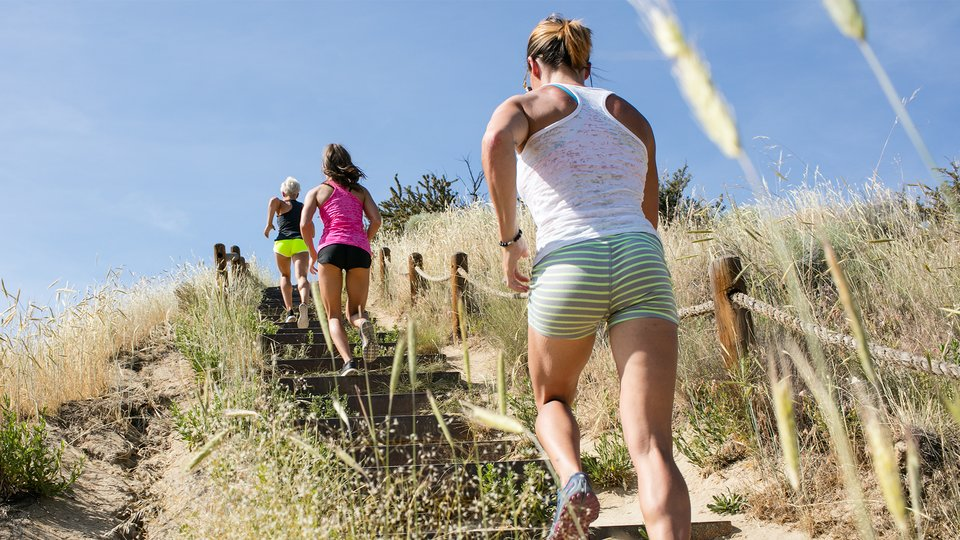 How To Stay Cool During Hot Outdoor Workouts!