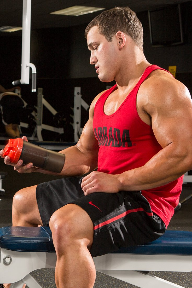 Hunter Labrada's Guide To Post-Workout Nutrition And