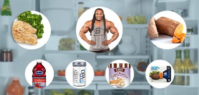 Jerome Ferguson: What's In Your Fridge?
