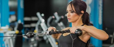 Katie Chung Hua's Sexy-Arms Workout