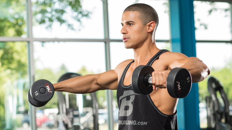 Flip Your Shoulder Routine For Explosive Muscle Growth