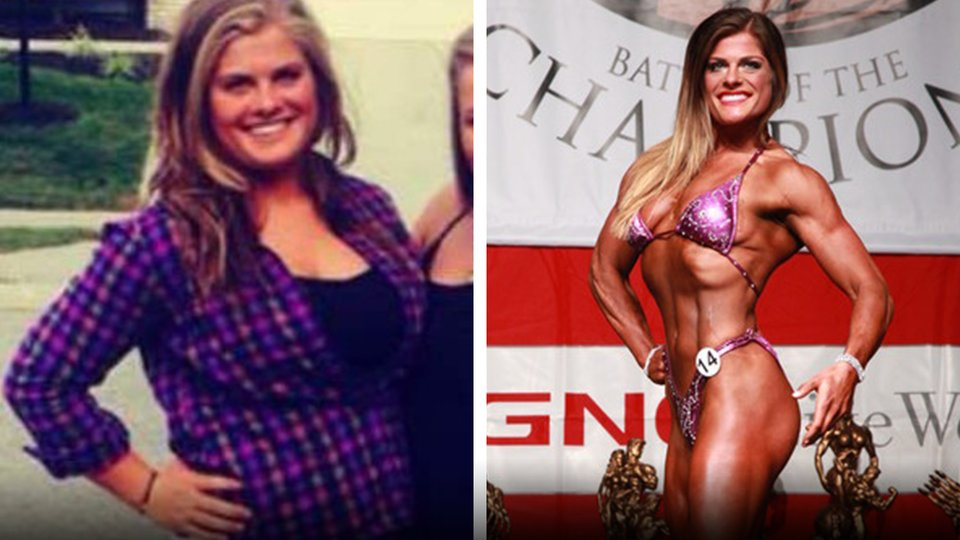 Mary Jane Overcame Trauma Through Fitness