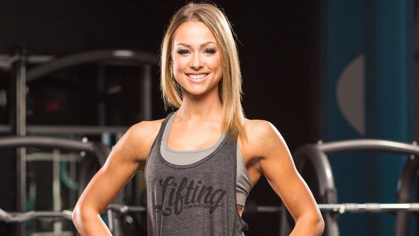 Team Bodybuilding.com Athlete Profile: Imogen Parfitt