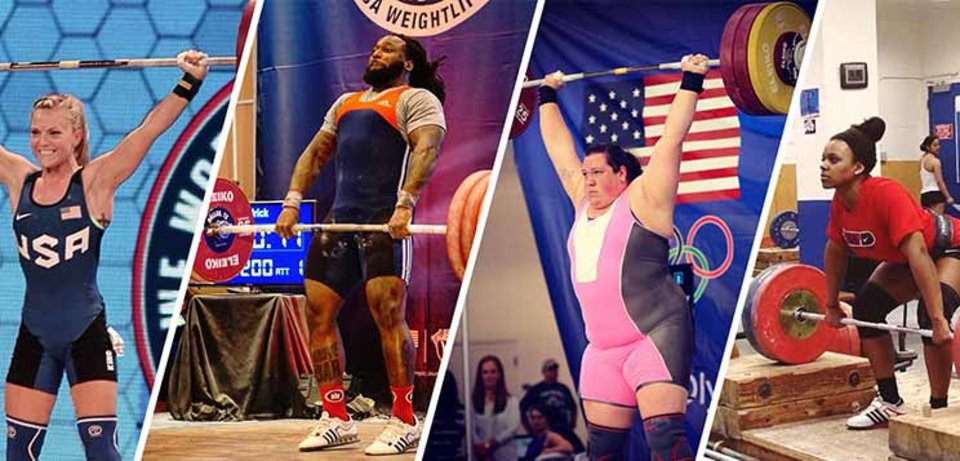 Meet The 2016 USA Olympic Weightlifting Team