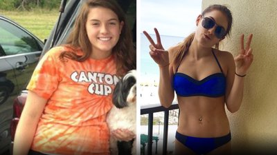 This Teen Followed Her Mom's Example To Get Strong!
