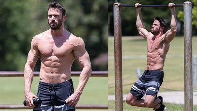Reality TV's Baddest Bro Talks Pull-ups And Potatoes