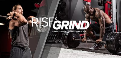 Rise and Grind: Six-Week Muscle-Building Plan