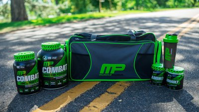 Supplement Company Of The Month: MusclePharm