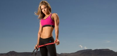 The Right Way To Make A Resistance-Band Workout