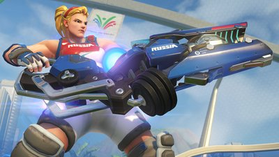 The Ultimate Overwatch Workout