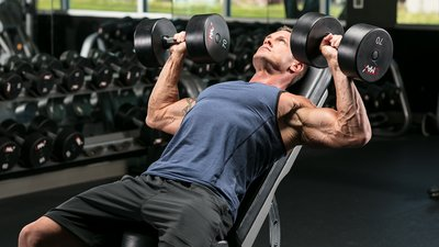 Video Article: 20-Minute Chest Workout!