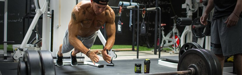 3 Chip-Away Workouts For Muscle, Conditioning, And Grit