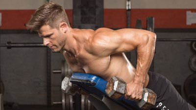 3 Dumbbell Moves You Have To Try