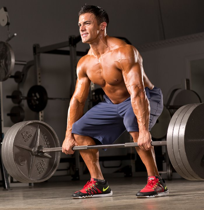 Deadlifts Should You Train Them With Back Or Legs
