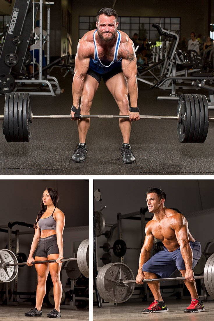 Deadlifts: Should You Train Them With Back Or Legs?