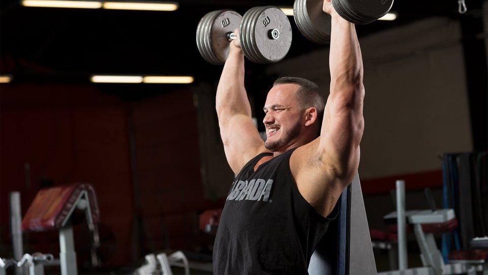 Hunter Labrada The Son Of Bodybuilding Royalty Comes Age