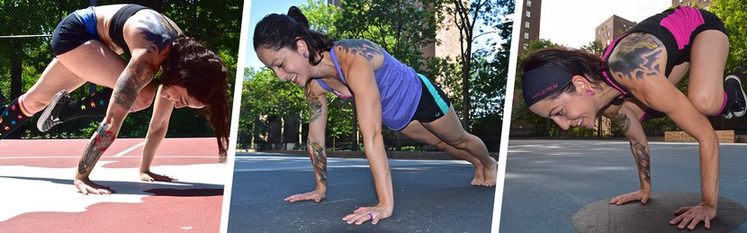 Ladies: Strengthen The Weak Point That's Limiting Your Upper Body!
