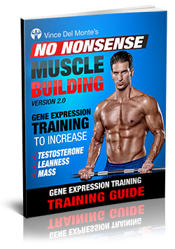 Vince Del Monte's No Nonsense Muscle Building