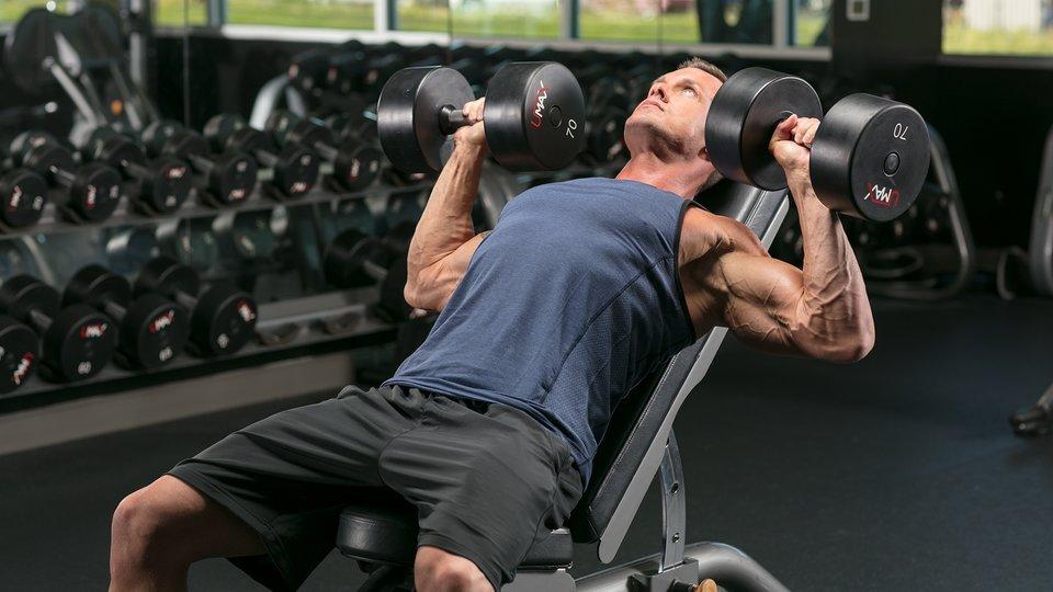 Brandan Fokken's Best Chest Workout