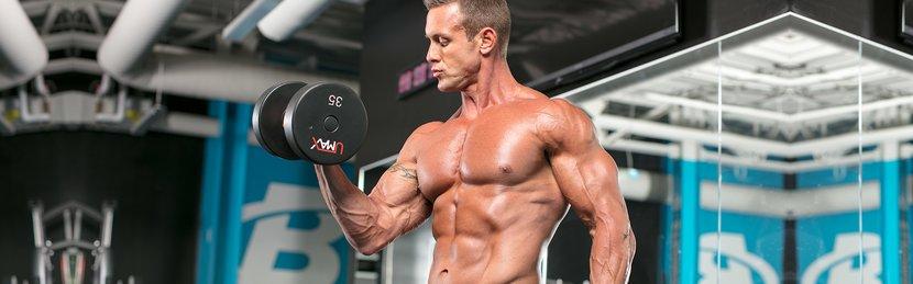 Fitness 360: Brandan Fokken, Room To Grow