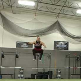 Broad Jump To Tuck Jump