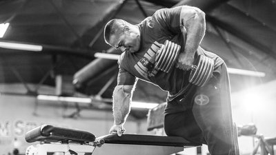 Evan Centopani's Switched-On Back Workout