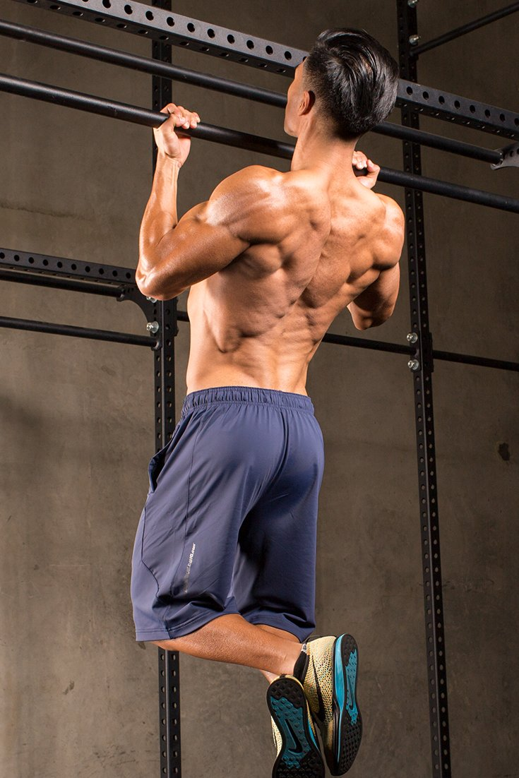 How To Keep Chin-Ups From Jacking You Up