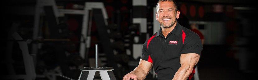 Lee Labrada Fitness 360: Bodybuilding's Perfect Man