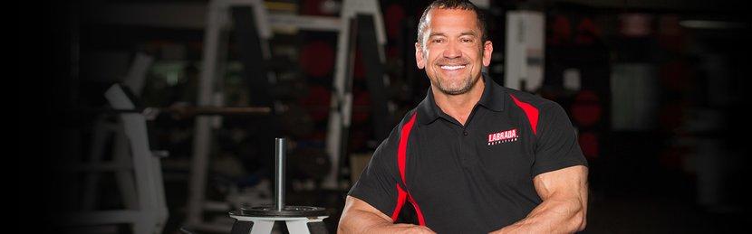 Lee Labrada Fitness 360: Bodybuilding's Perfect Man - Nutrition