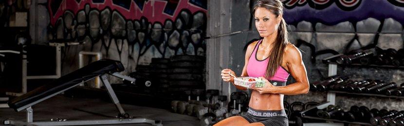 Fitness 360: Melody Wyatt, Nutrition