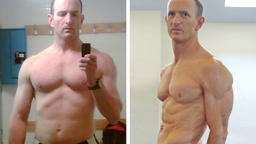 From Nearly R.I.P. To RIPPED: How Mike Got A Second Chance At Life