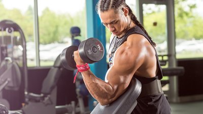Get A Crazy Pump And Serious Conditioning In 45 Min