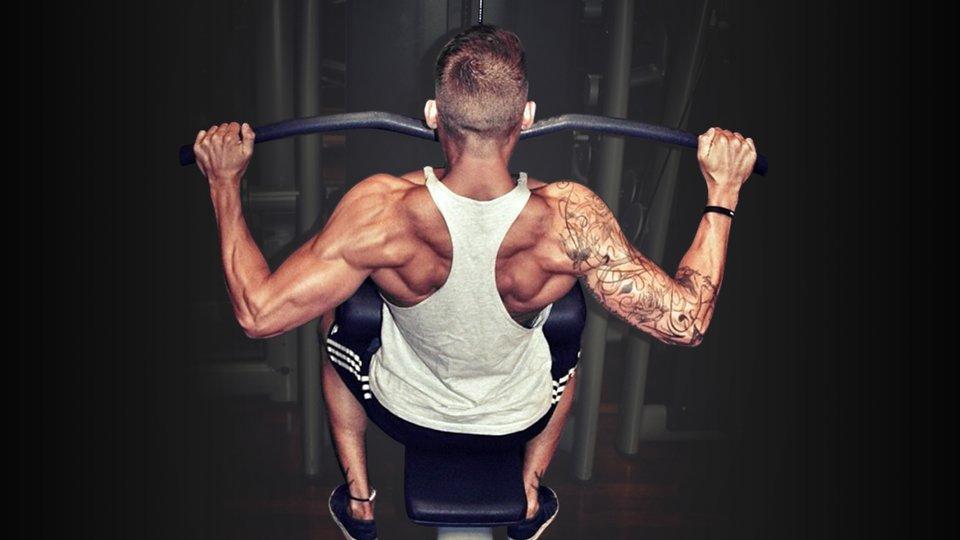 Fitness 360 Ross Dickerson Training Regimen