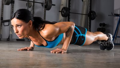 Try The 21-Day Push-up Challenge