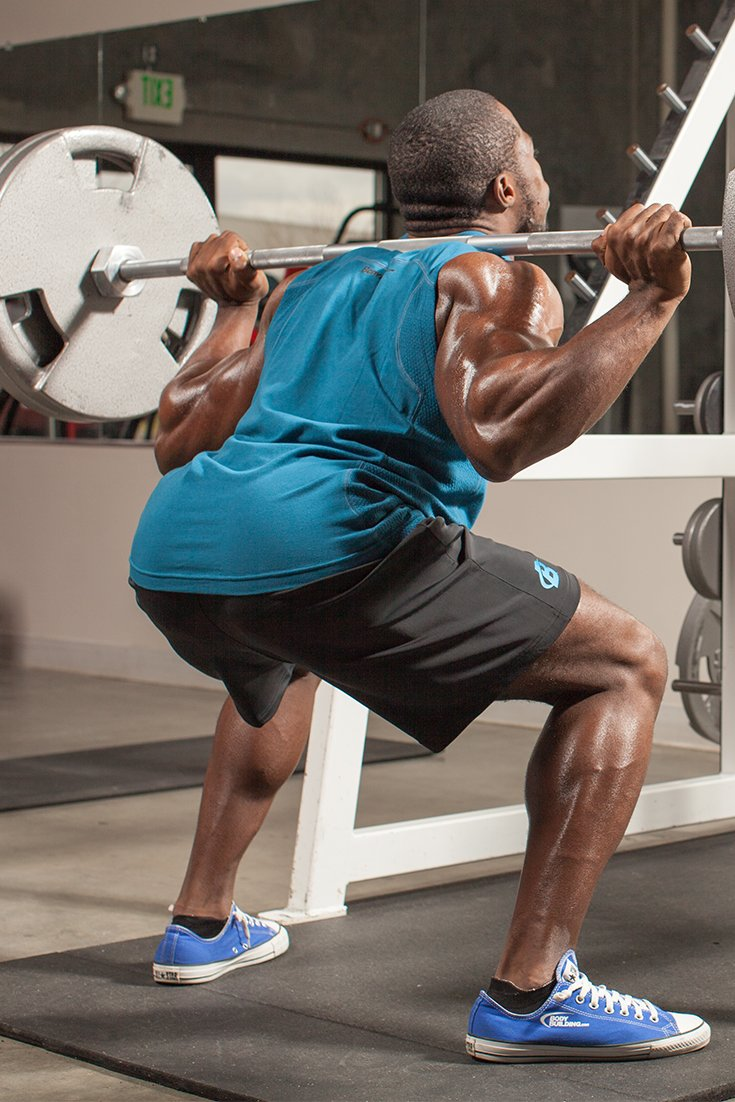 The Guy's Guide To Great Glutes