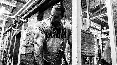Trash Your Triceps With Evan ''Ox'' Centopani