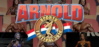 2016 Arnold Sports Festival Coverage - Bodybuilding.com