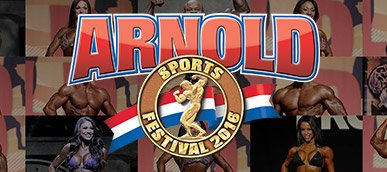 2016 Arnold Sports Festival Results